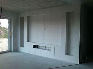 Tv Wand Selber Bauen Rigips : die besten 25 steinwand innen ideen auf pinterest holzwand innen badezimmerlampe decke und ~ One.caynefoto.club Haus und Dekorationen