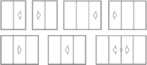 stunning sliding patio door sizes standard shower door