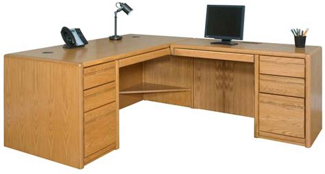 Office Desk Oak by Choose From Matching Pieces Furnish Your Entire Office