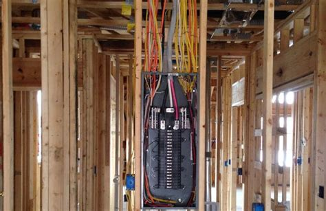 New Home Construction Electrical Contractor Naperville