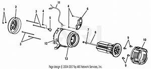 Honda Generator Parts Wiring Diagram