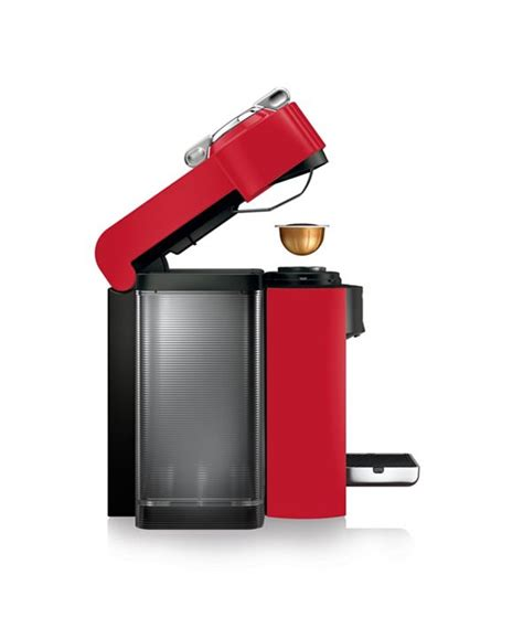 The aeroccino frother helps you create the perfect amount of foam. Nespresso Vertuo Coffee and Espresso Machine by De'Longhi & Reviews - Coffee Makers - Kitchen ...