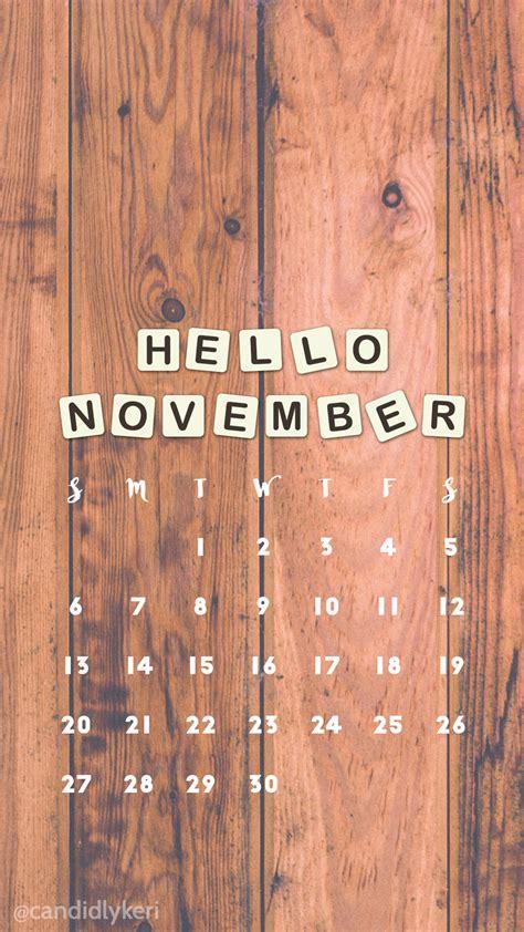 desktop wallpapers calendar november  wallpapertag