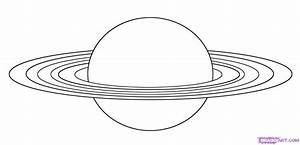 How to Draw Saturn, Step by Step, Outer Space, Landmarks ...
