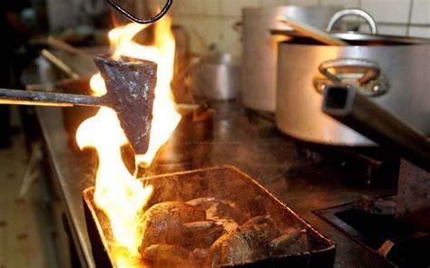 enfer en cuisine la palombe au capucin lard d 39 un goût d 39 enfer la