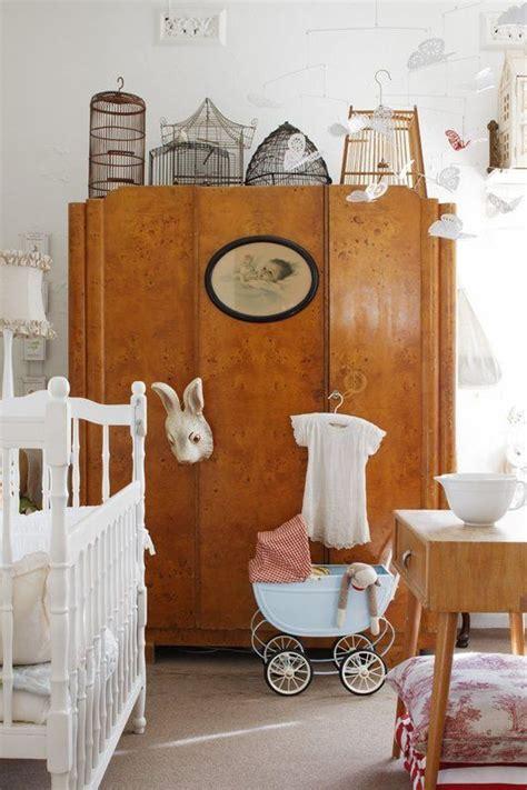 décoration chambre bébé vintage chambre bébé fille