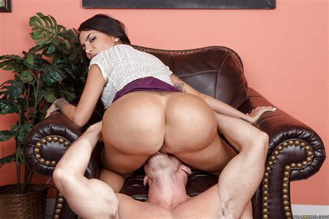 Big Tits Latina Brunette Lela Star Enjoys Sex With Her