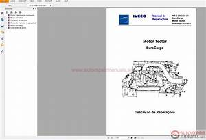 Iveco Truck Full Set Manual Dvd