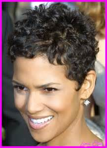 Very Short Hairstyles Curly Hair