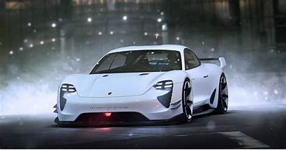 Porsche Mission Concept Saleem Future Khyzyl Wallpapers