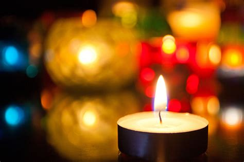 candle full hd wallpaper  background image