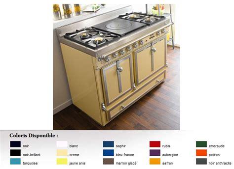 piano de cuisine godin cuisinière godin 032626 pas cher