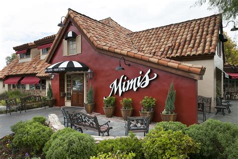 mimi cuisine restaurant coupons mimis cafe carvel and more