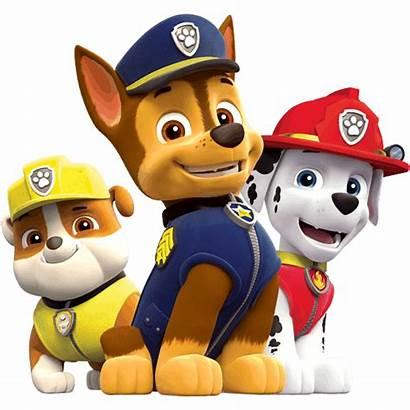 Paw Patrol Chase Marshall Rubble Patrulha Canina