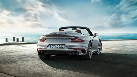 porsche cabriolet turbo porsche 911 turbo cabriolet 991 2 2016 autoevolution