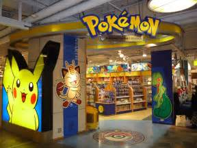 pokemon center paris ouverture le 4 juin 2014