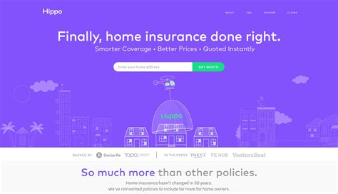 Hippo Launches With Promise Of 60-second Homeowners