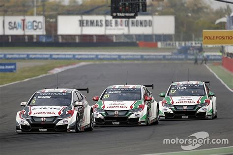 Honda Commits To Wtcc Programme For 2017