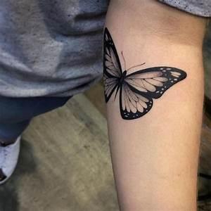 Tatouage Papillon Signification : les 25 meilleures id es de la cat gorie tatouage papillon ~ Melissatoandfro.com Idées de Décoration