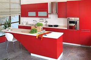 Meuble Cuisine Design : cuisine ~ Teatrodelosmanantiales.com Idées de Décoration