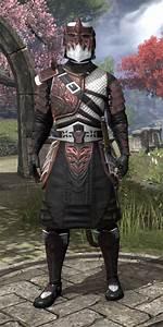 Elder Scrolls Online Mercenary Rubedite - ESO Fashion