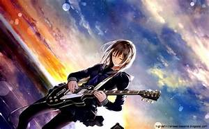 Guitar Anime Girl Wallpaper Hd Desktop   High Definitions ...
