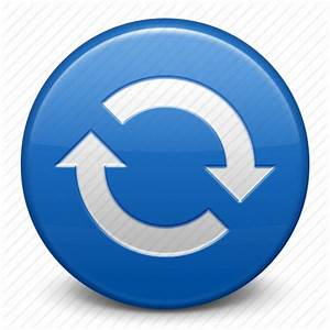 Arrow, refresh, reload, sync, update icon | Icon search engine