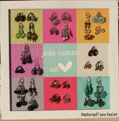 ranger boucles d oreilles pour mieux ranger et choisir ses petits bijoux kesi le