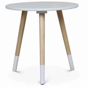 Table Basse Scandinave Blanche : recherche hauteur du guide et comparateur d 39 achat ~ Teatrodelosmanantiales.com Idées de Décoration
