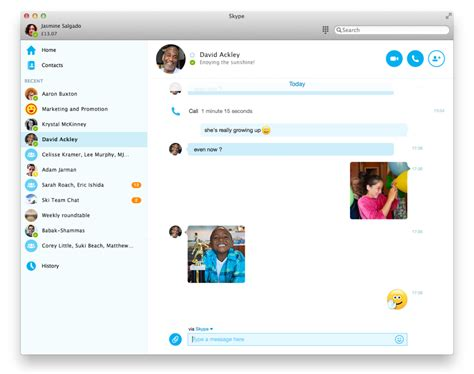 skype version bureau skype for mac 7 0 released with major redesign improved