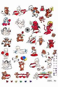 Cute Heart Tattoo Designs | Tattooshunt.com