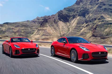 2018 Jaguar Ftype Reviews And Rating Motortrend