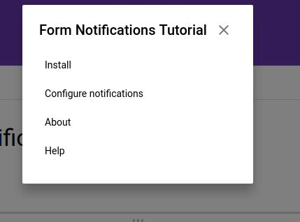 Google Apps Script How Get Rid The Install Button