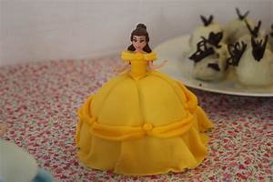 Décoration Gateau La Belle Et La Bete : belle princess doll cake from the disney movie beauty and the beast gateaux princesse belle du ~ Melissatoandfro.com Idées de Décoration