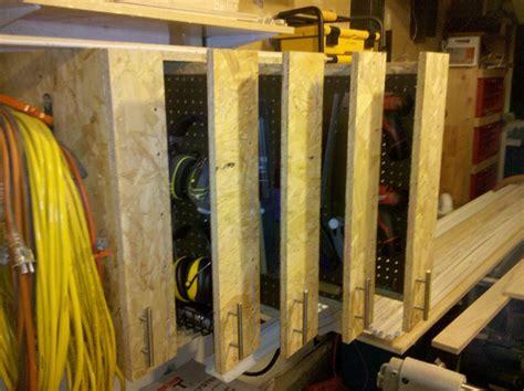 sliding storage cabinet