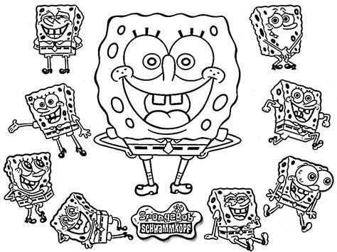 Baby Spongebob Coloring Pages - Eskayalitim