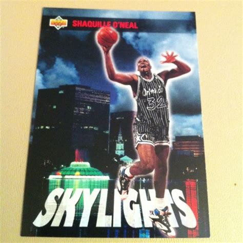 Deck Michael Skylights by Free Shaquille O Neal Deck 93 94 Skylights