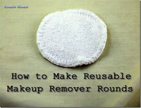reusable makeup remover pads  images
