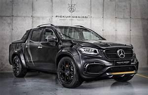 Classe X Mercedes : carlex design develops fat bodykit for mercedes x class ~ Mglfilm.com Idées de Décoration