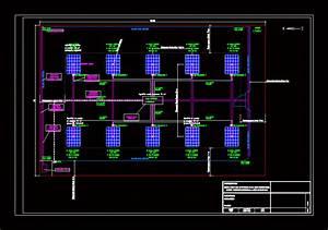 Planta De Instalacion Solar Con Seguidores  1 51 Mb