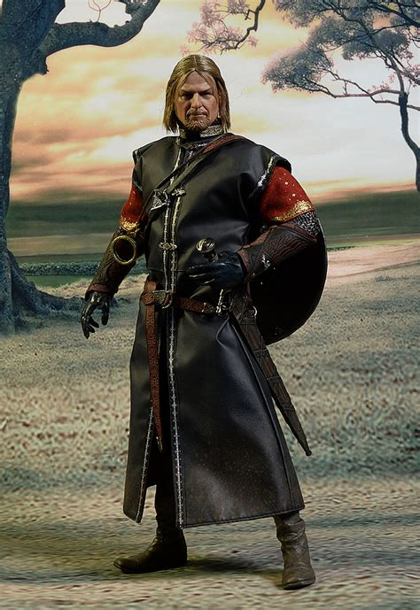 review    boromir lord   rings sixth scale