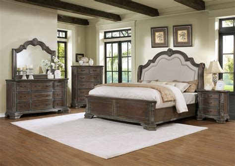 pc king bedroom set bel furniture houston san antonio