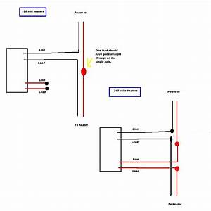 White Wire Thermostat Wiring Diagram