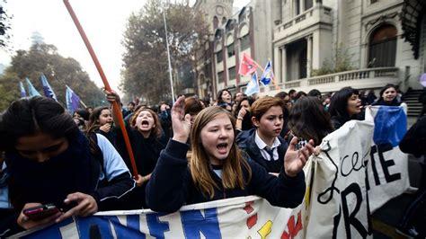 Conoce El Recorrido De La Marcha Estudiantil De Este