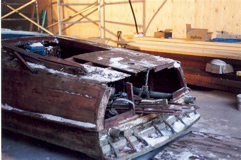 daily wood job cool chris craft capri plans