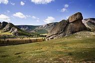 Mongolia Gorkhi Terelj National Park