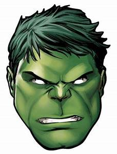 the o39jays avengers and masks on pinterest With incredible hulk face template