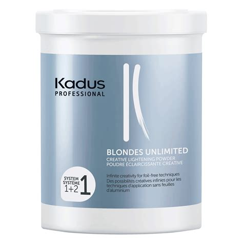 Blondes Unlimited - Kadus Professional | CosmoProf
