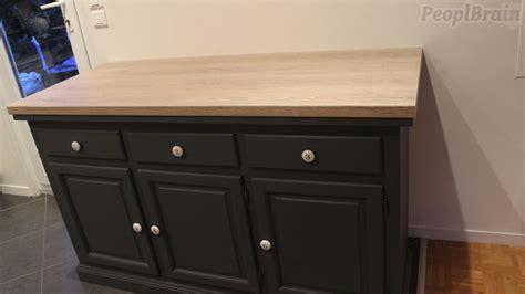 meuble cuisine avec plan de travail meuble de cuisine avec plan de travail id 233 es de d 233 coration int 233 rieure decor