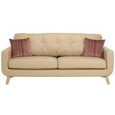 buy leather sofa online john lewis barbican large leather sofa prescott review